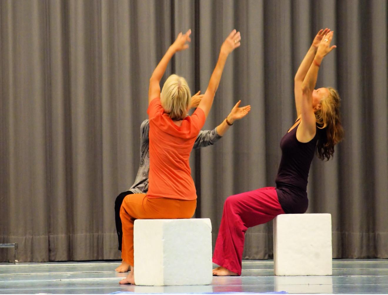 Yoga mit Marianne Früh