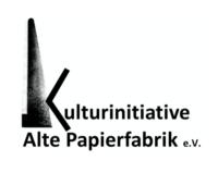 Kulturinitiative Alte Papierfabrik e.V.